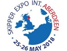 Skipper Expo int. Aberdeen 2018