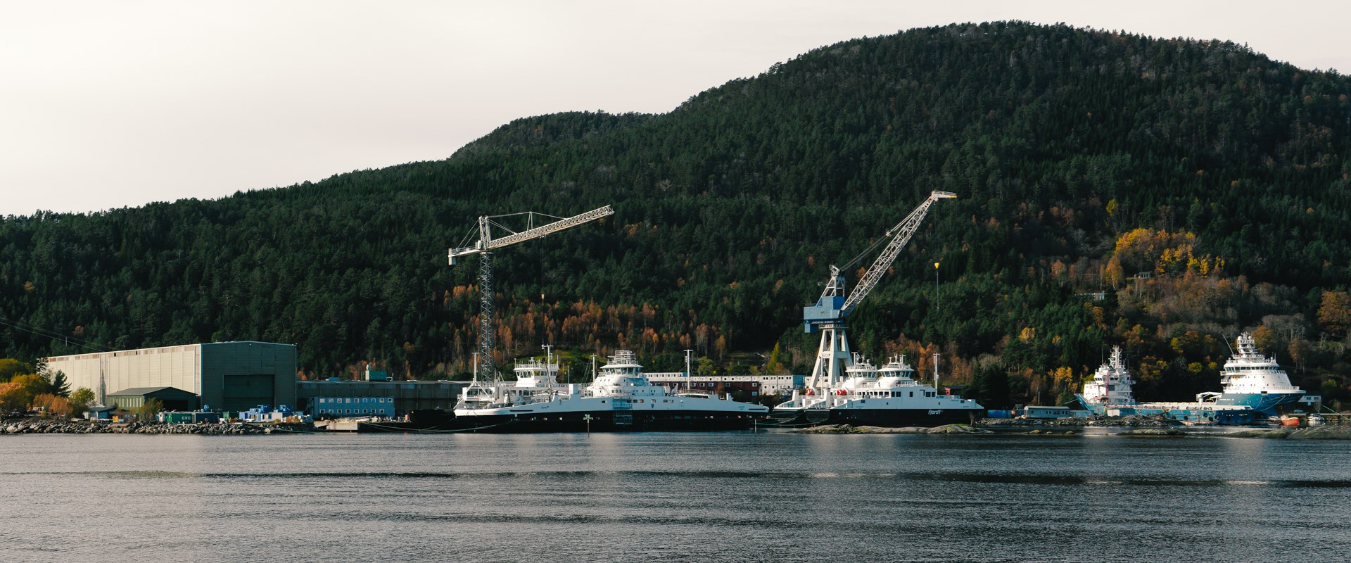 Havyard Ship Technology delivers vessels from own shipyard and support for the construction of Havyard design™ at shipyards worldwide.